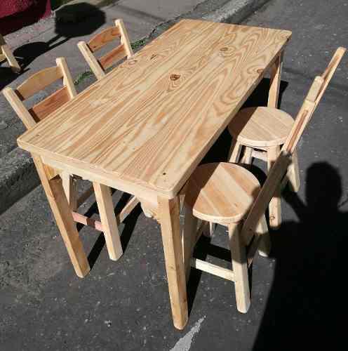 Juegos de mesas y sillas nuevos para bar restaurante