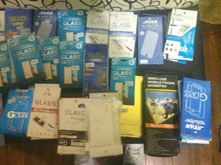Remato lote de accesorios para celulares
