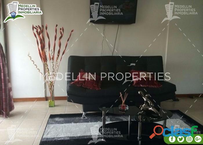 Alojamientos Empresariales y Turísticos en Medellín Cód: 4877