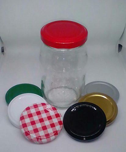 Envase mayonesa 250cc vidrio (tarro de 250cc para alimentos)