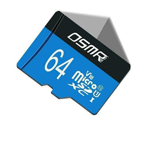 Memoria micro sd 64gb clase 10 + adaptador y obsequio