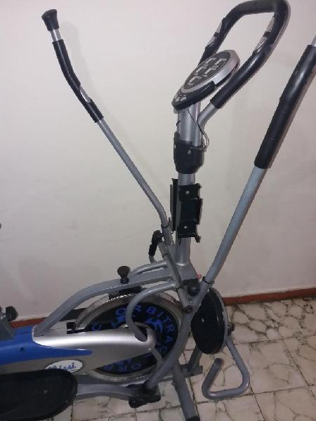 Bicicleta estatica full equipo