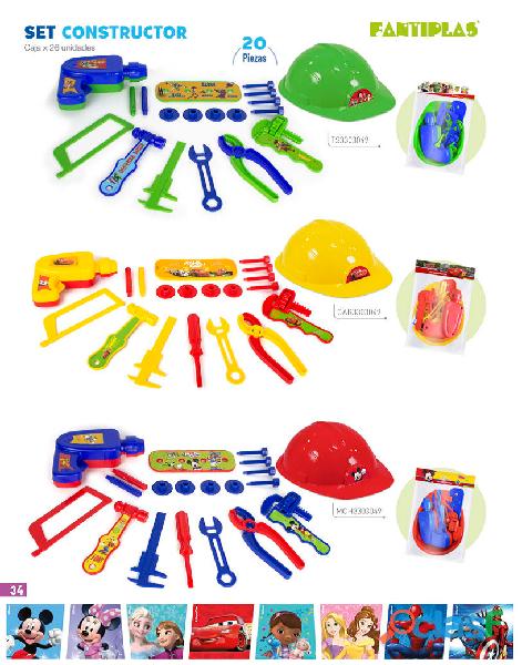 Juguetes juegos plasticos fabricamos