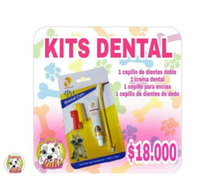 Kits dental para perros