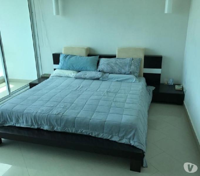 Se vende apartamento 3 alcobas 108 mt2 en cartagena morros