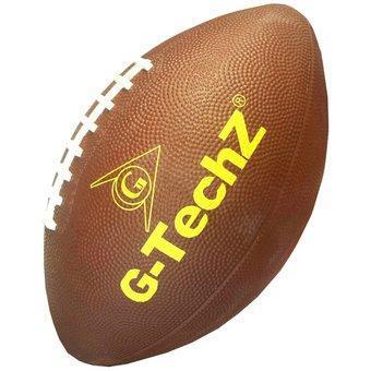 Balón de fútbol americano importado en caucho no. 9
