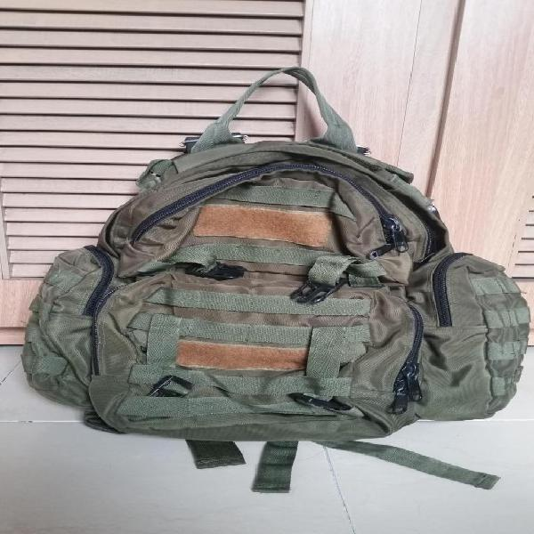 super servicio descuento especial descuento especial de Maletin Morral Tactico tipo Militar con sistema MOLLE