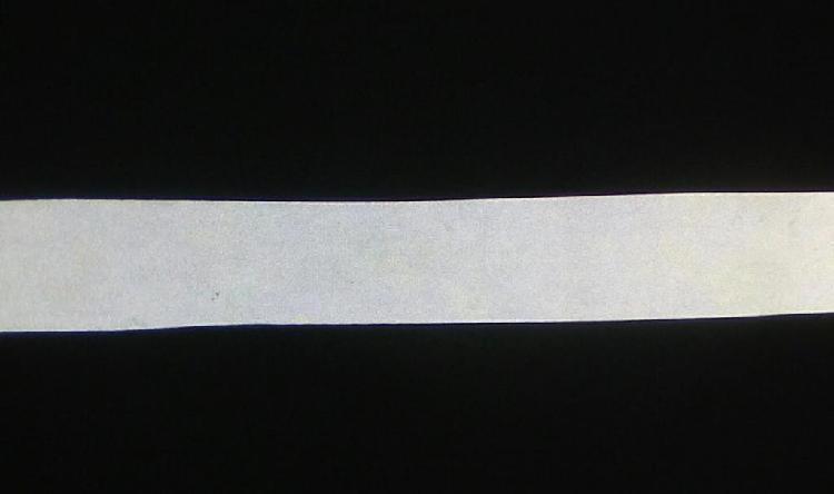 Cinta reflectiva 50 mm dotación chalecos