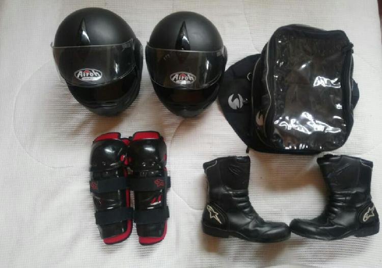 Combo accesorios para moto
