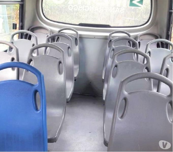 Venta vehiculo 19 pasajeros, npr 2009 sin cupo