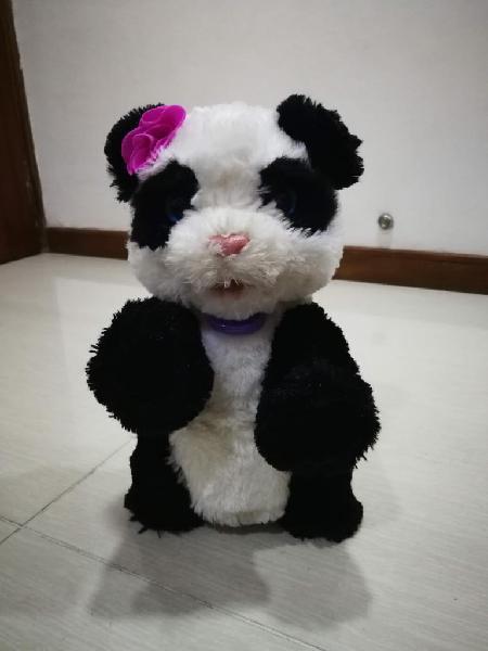 Bebé panda de furreal friends