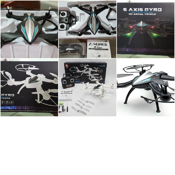 Drone cuadricoptero zc toys z1 sin camara 35 cm nuevos sin