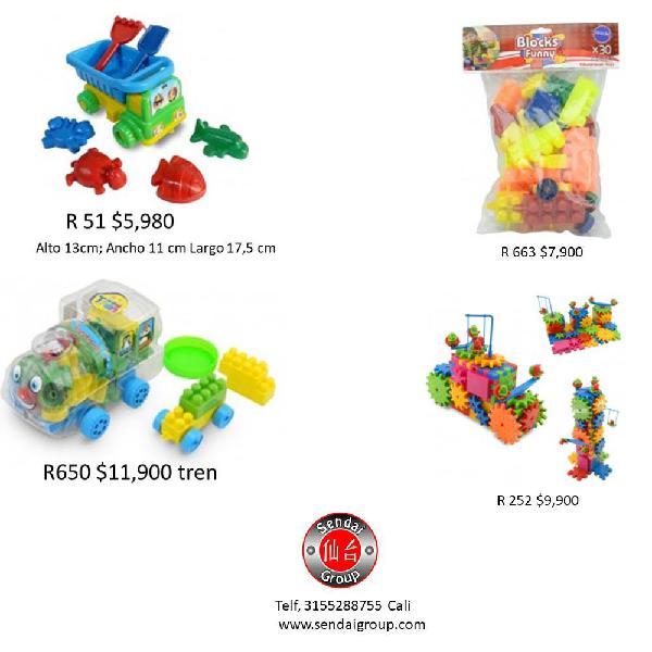Juegos didácticos infantiles especiales para regalo de