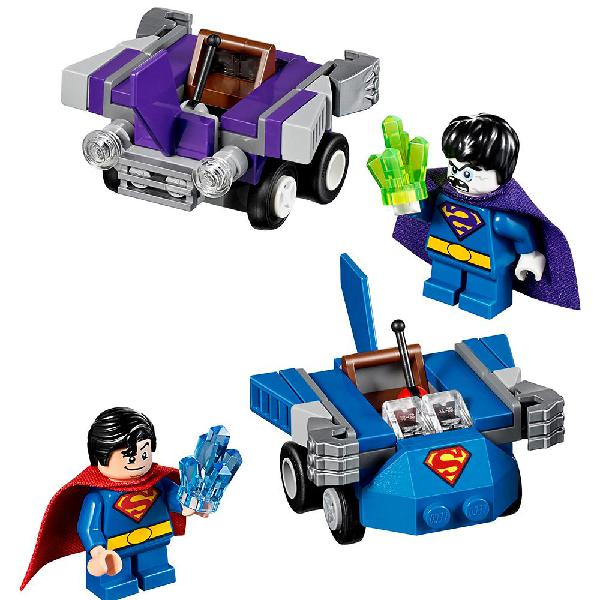 Lego super heroes mighty micros superman vs. bizarro