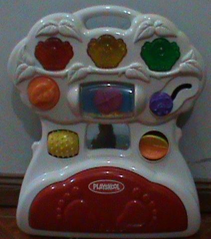 Movil musical fisher price