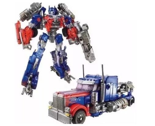Transfomer obtimus prime robot juguete camion envio oferta
