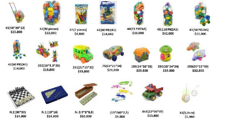Juguetes kit armables para niños y niñas regalos navidad y