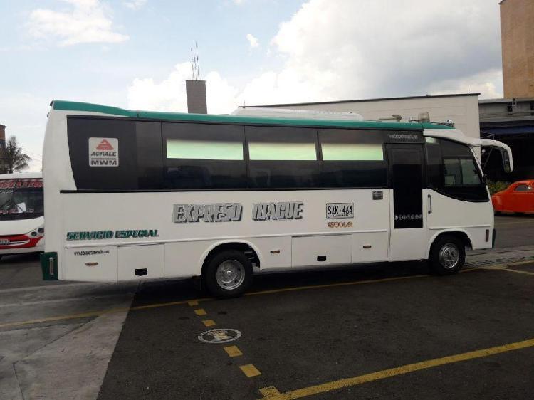 Buseta buseton bus agrale 28 pasajeros