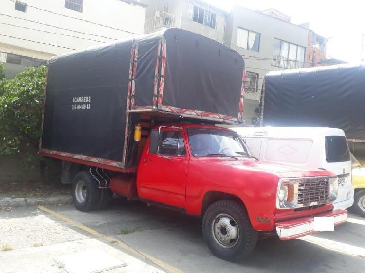 Camión dodge 300 camión modelo 1978 todo al día precio