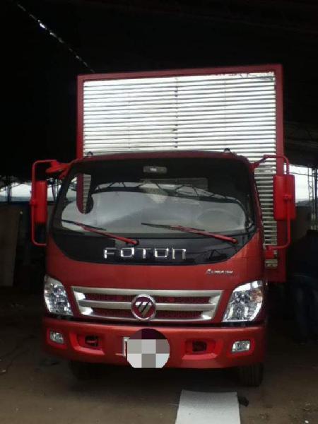 Camión furgon foton