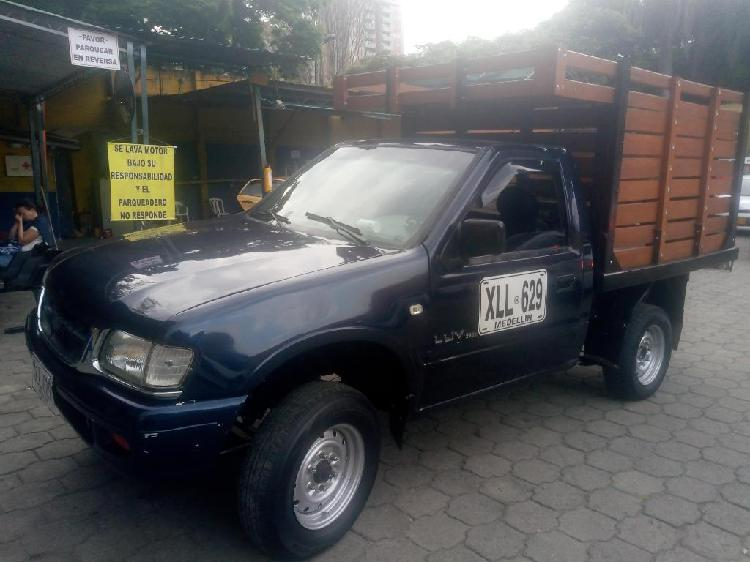Camioneta chevrolet luv 1998 estaca