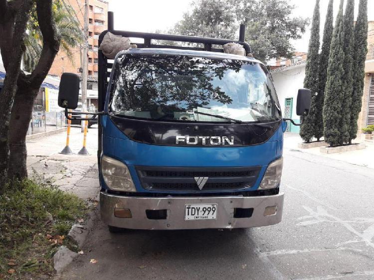 Foton 4 tn, camion 2013