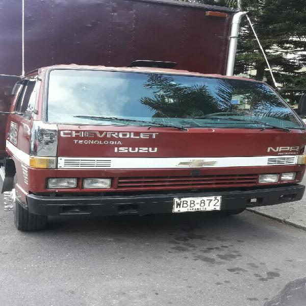 Npr modelo 1997