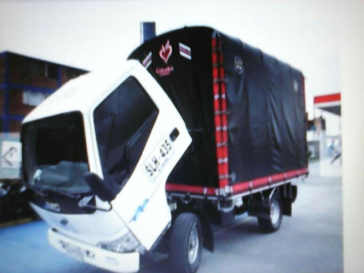Vendo camioneta jmc estacas modelo 2008