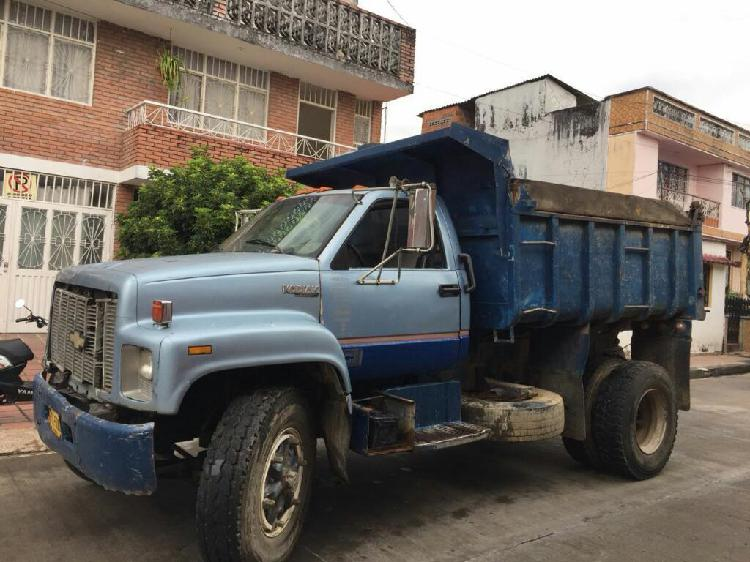 Volqueta chevrolet kodiak 1993 diesel