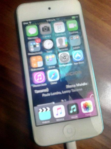 Vendo ipod touch 5a g de 64gb o cambio por ps3