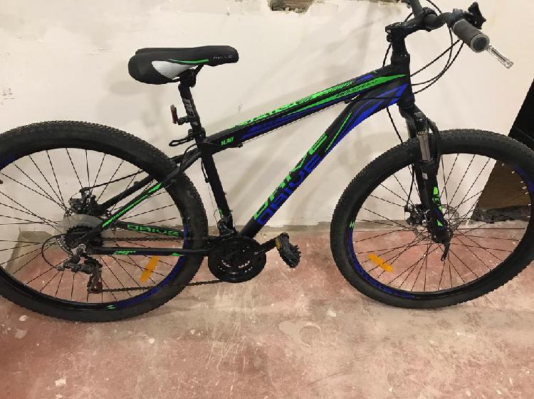 Bicicleta marco aluminio rin 29