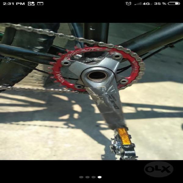 Bicicleta mtb gw hawk 29 talla m en cali