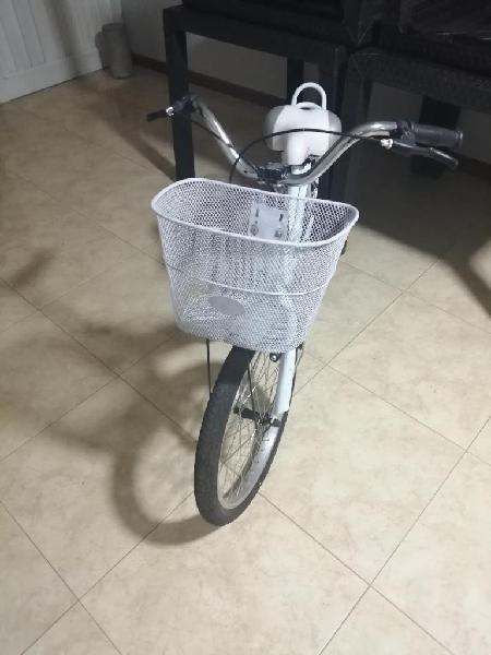 Bicicleta para niña estilo cruiser