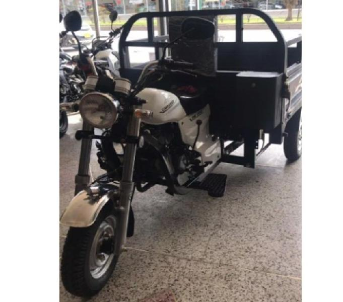 Carguero motocarro akt 2018