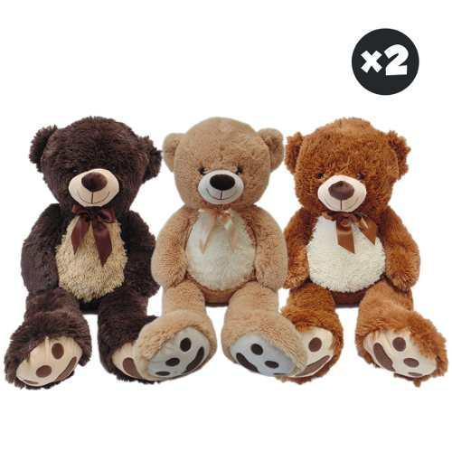 Combo peluche osos x3 $161.150 90cm p13000 3 osos