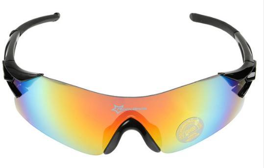 Gafas de sol rockbros coloridas deportivas promoción