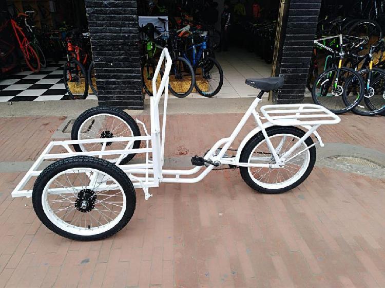 Triciclo base de carga