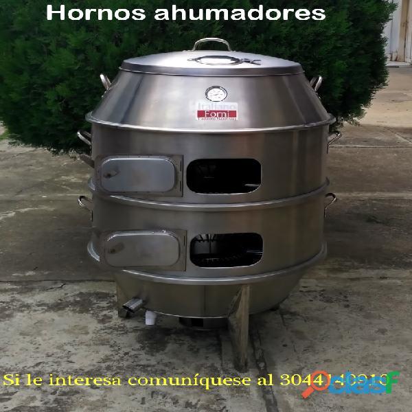 Horno ahumaodores,asador,pariila