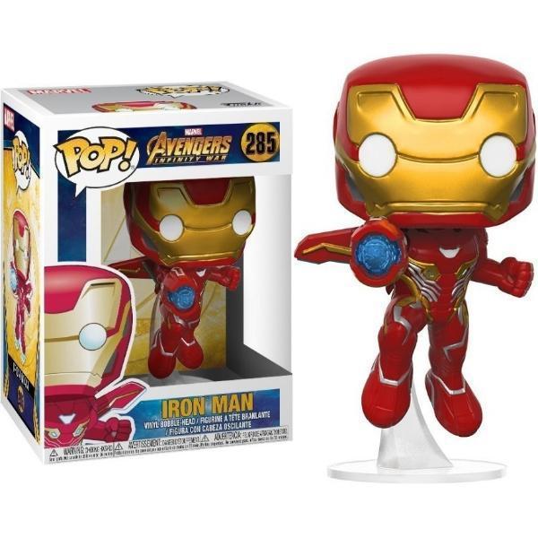 Funko pop iron man 285 marvel avengers infinity war