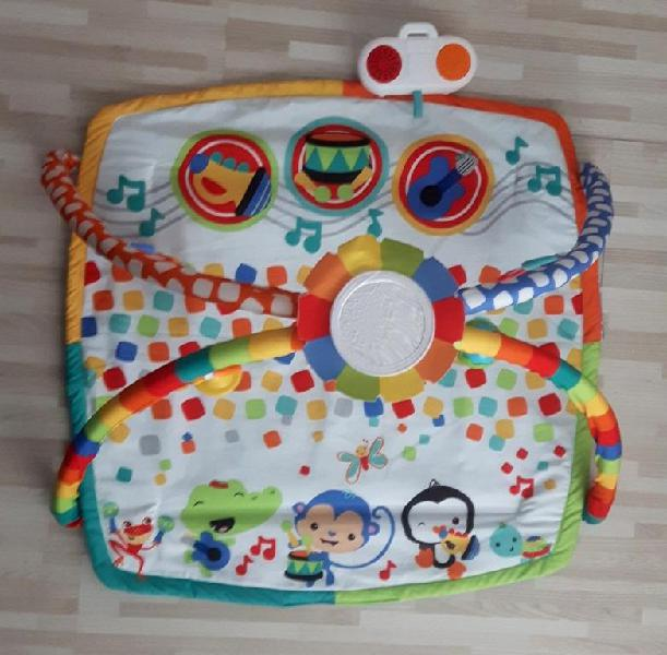 Gimnasio musical fisher price