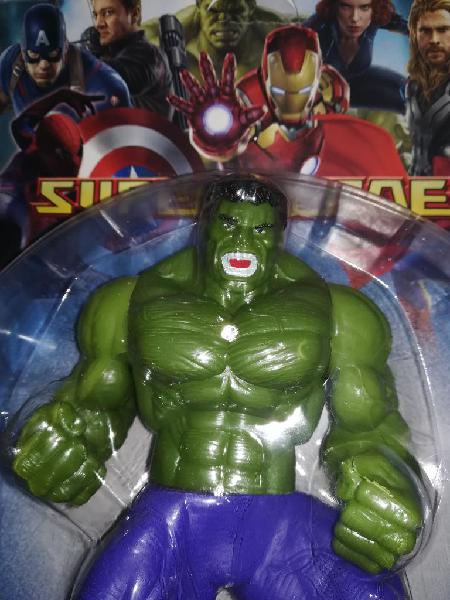 Hulk grande liga de la justicia