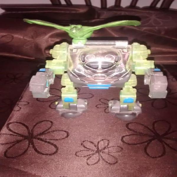 Juguete robot fisher price pterodaptilo imaginext... $