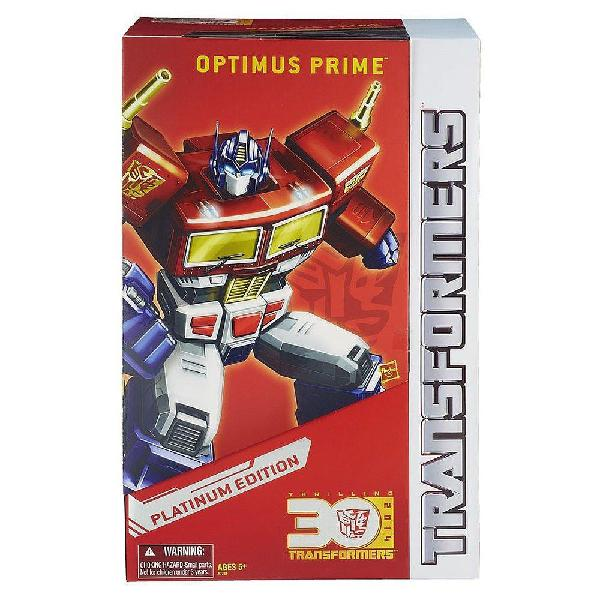 Transformers optimus prime year of the horse version