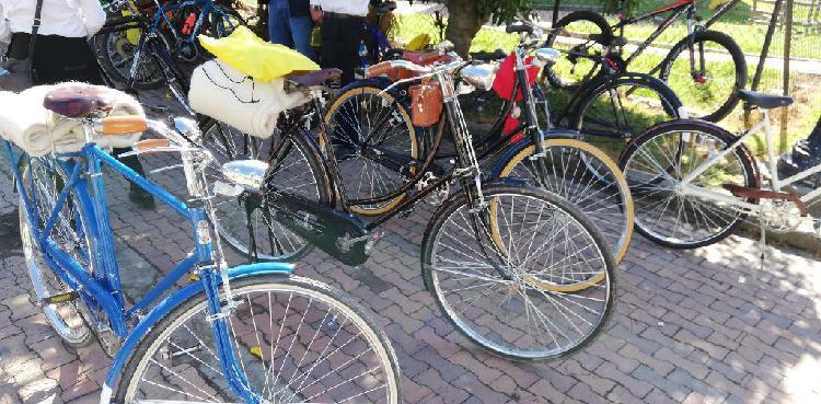 Vendo bicicleta clásica o antigua