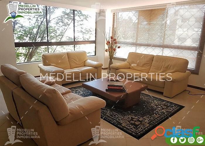 Apartamentos y casas vacacional en medellín cód: 4229