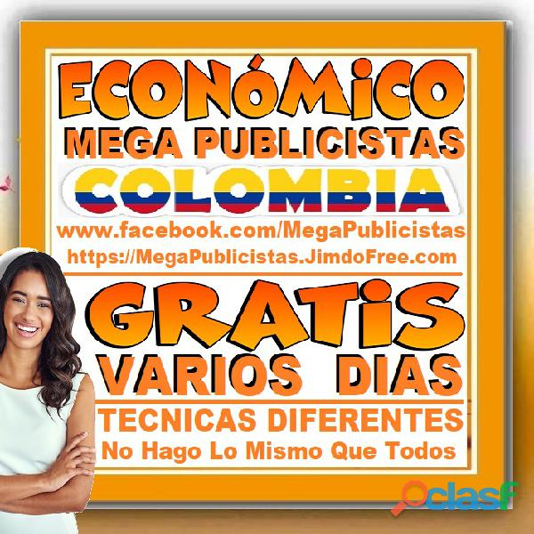 ⭐ gratis, mega publicistas medellin, super publicista, ultra agencia publicidad, marketing digital,