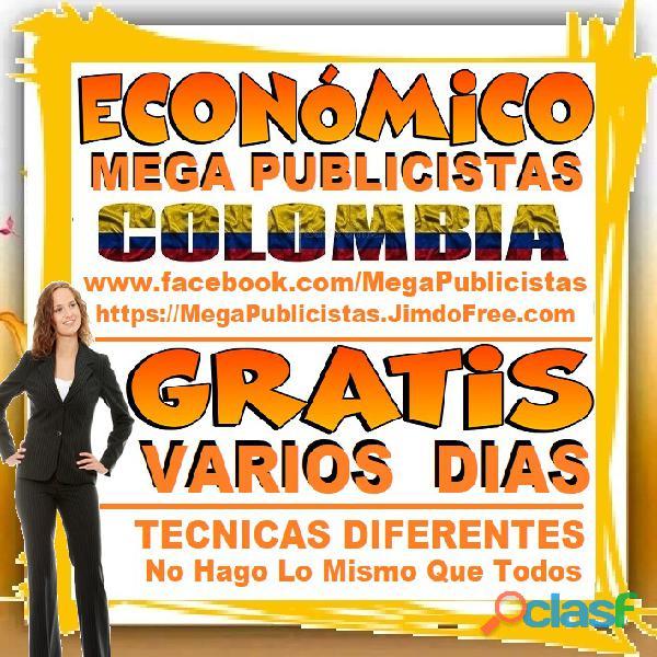 ⭐ GRATIS, Mega Publicistas MEDELLIN, Super Publicista, Ultra Agencia Publicidad, Marketing Digital, 1