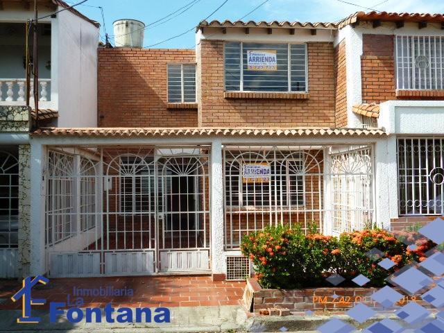 Cod: 2071 Arriendo casa en el Barrio Ceiba II Cucuta