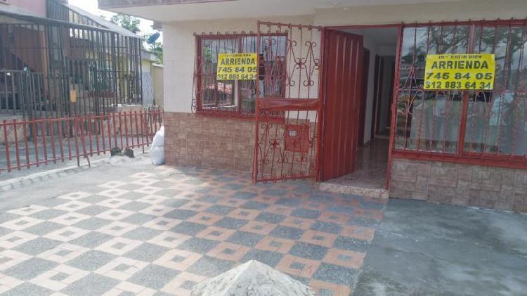 Cod. abbie406337 casa en arriendo en armenia la grecia