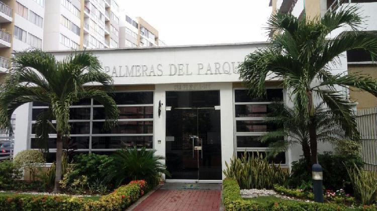 VENDO APARTAMENTO CONJUNTO RESIDENCIAL PALMERAS DEL PARQUE
